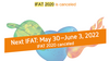 The international trade fair for waste technology IFAT in Munich foreseen for 2020 is canceled. Visit our booth at next IFAT from May 30 to June 2022.
